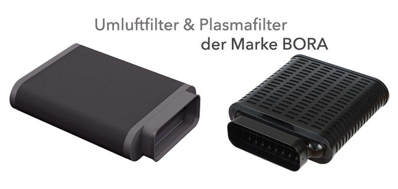 BORA Umluftfilter & Plasmafilter