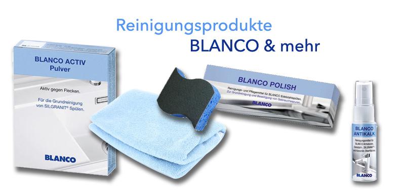 BLANCO Reinigungsprodukte